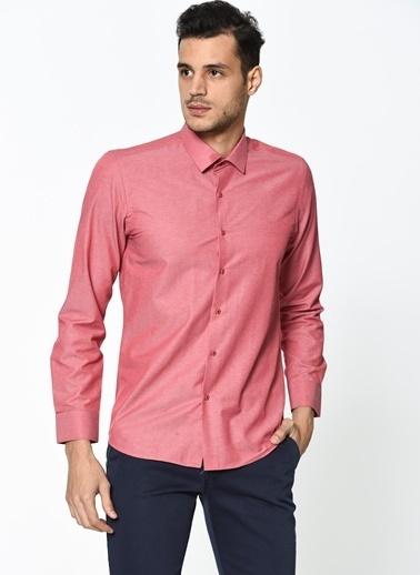 Slim Fit Uzun Kollu Gömlek-Wessi